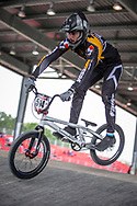 #514 (TOURNEBIZE Tristan) FRA at Round 5 of the 2019 UCI BMX Supercross World Cup in Saint-Quentin-En-Yvelines, France