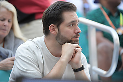 March 22, 2019 - Miami Gardens, Florida, United States Of America - MIAMI GARDENS, FLORIDA - MARCH 22:  Alexis Ohanian on Day 5 of the Miami Open Presented by Itau at Hard Rock Stadium on March 22, 2019 in Miami Gardens, Florida..People: Alexis Ohanian. (Credit Image: © SMG via ZUMA Wire)