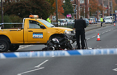 Fatal Collision Portsmouth