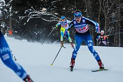 Zavbi Kunaver Anja of Slovenia during 6 x 1.2 km Team Sprint Free race at FIS Cross Country World Cup Planica 2016, on January 17, 2016 at Planica, Slovenia. Photo By Grega Valancic / Sportida