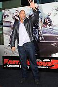 NL Premiere Fast & Furious 5 in de Pathe ArenA Amsterdam.<br /> <br /> Op de foto:<br /> <br />  Dwayne Johnson ( The Rock )