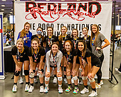 Charge Volleyball Redlands Tournament 2021