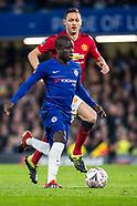 Chelsea v Man U FA Cup 18/02