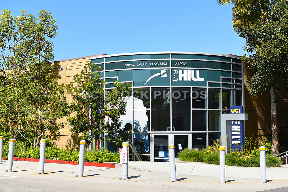 The Hill at the University of California Irvine