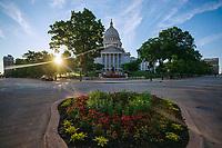 Wisconsin State Capitol @ Sunrise