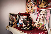 Abitazione sikh, Sabaudia (Latina), Giugno 2014.  Christian Mantuano / OneShot