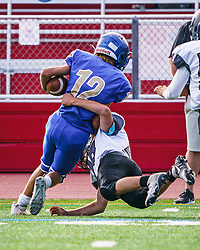 On September 18, 2021, the West County High School jv football team played an away game against the Terra Linda.  The West County team won the game.