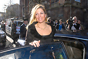 Prinses Máxima woont ondertekening bij van de koploperbijeenkomst van lesbisch- homo- emancipatiebeleid in de Paleiskerk te Den Haag op woensdag 5 maart 2008<br /> <br /> Princess Máxima attends a signing of a agreement<br /> of the (dutch) lesbian homo emancipation policy in the palace church in The Hague on Wednesday March, 5th 2008<br /> <br /> Op de foto / on the Photo:<br />  Maxima