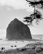 1302-06-30. Cannon Beach 1957