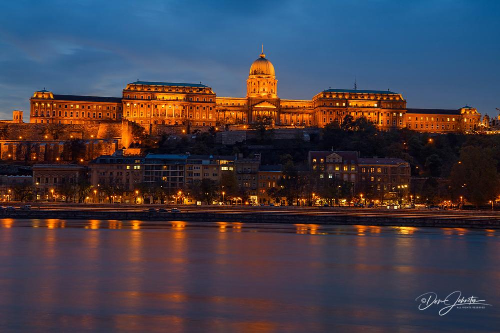 Buda Castle, Budapest, Central Hungary, Hungary