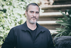 April 27, 2018 - Rome, Italy - Actor Joaquin Phoenix attends 'A Beautiful Day' photocall at Hotel De Russie on April 27, 2018 in Rome, Italy. (Credit Image: © Luca Carlino/NurPhoto via ZUMA Press)
