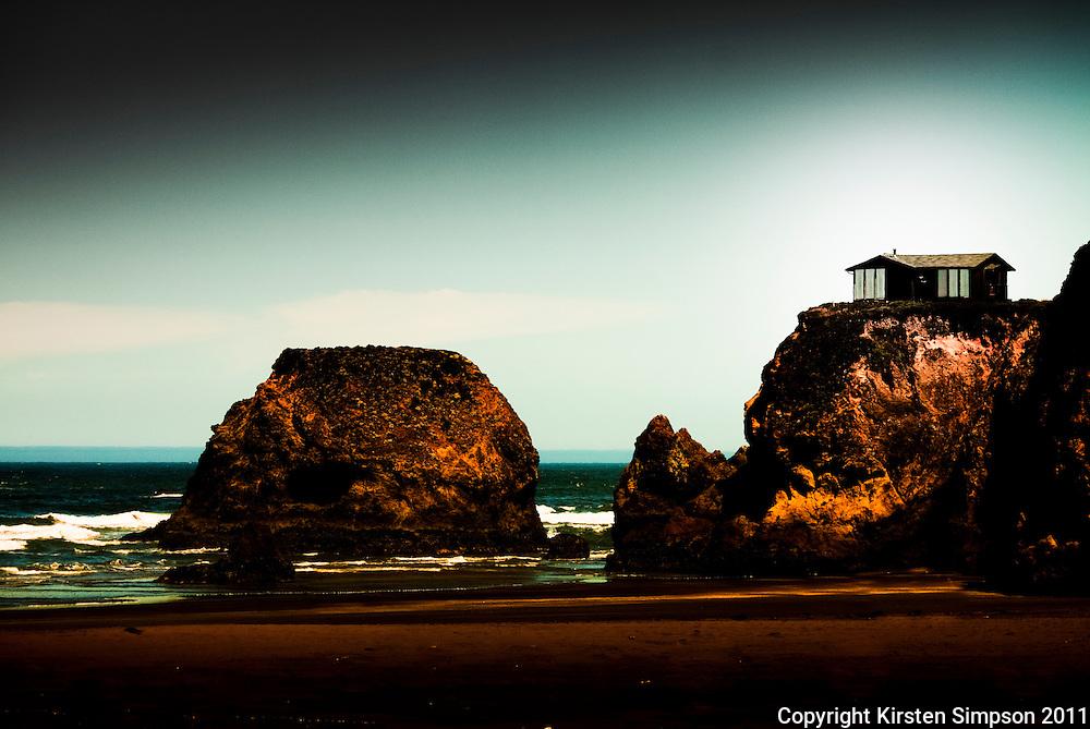 Mendocino Beach House