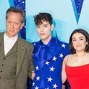 Richard E Grant, Max Harwood, Lauren Patel attended 'Everybody's Talking About Jamie' film premiere at Royal Festival Hall, London, UK. 13 September 2021