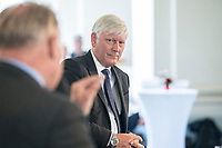 """06 JUN 2018, BERLIN/GERMANY:<br /> Dr. Rolf Martin Schmitz, Vorstandsvorsitzender RWE AG, 27. BBH-Energiekonferenz """"Die Energiewende"""", Franzoesische Friedrichstadtkirche<br /> IMAGE: 20180606-01-128"""