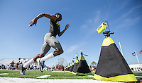Nike Combine in New Orleans