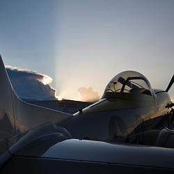 Photographies des différents avions et warbirds participant au Reno National Air Races & Airshow. Le suivi de l'équipe Big Frog Pylon Racing Team à fait l'objet d'un reportage à part.<br /> Septembre 2011 / Reno Stead / Nevada / USA
