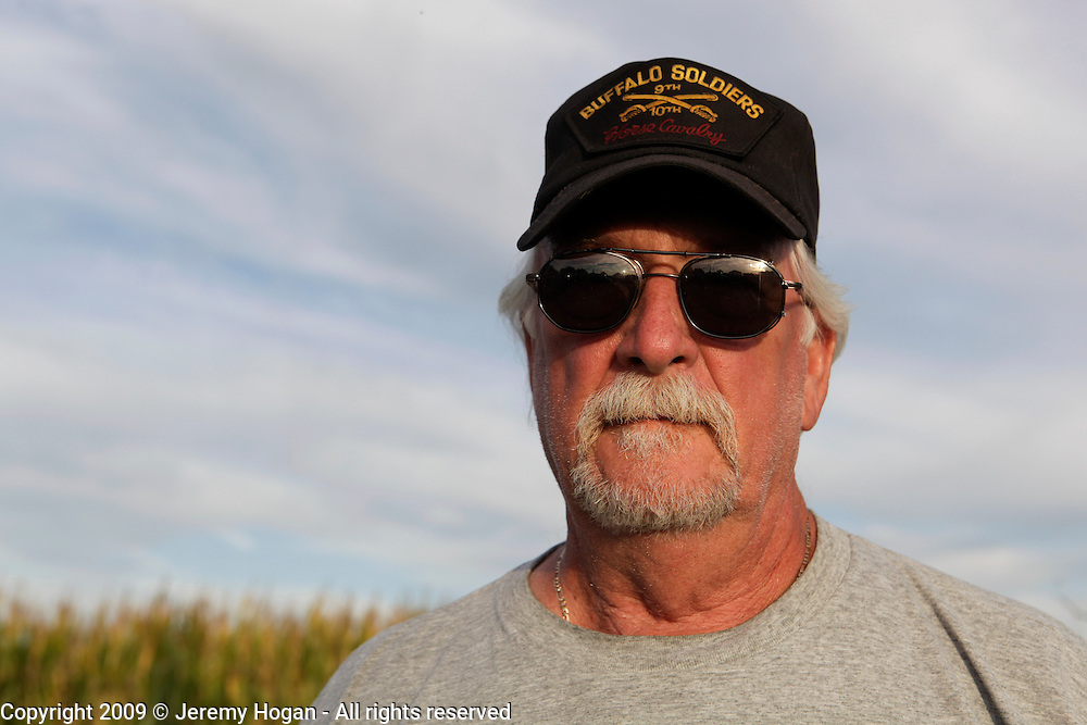 Gene Myers served with B Troop, 1st Squadron, 9th Cavalry as an OH13 observer in the scouts platoon during the Vietnam War.