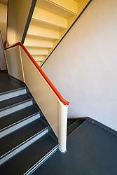 Bauhaus style Haus Muche one of the Meisterhauser  in Dessau , Germany.