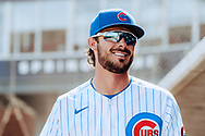MESA, ARIZONA - MARCH 2: The Chicago Cubs defeat the Kansas City Royals during a Spring Training game. (Photo by Sarah Sachs/Chicago Cubs)
