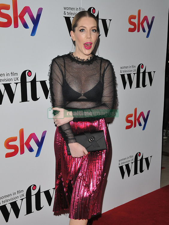 Sky Women in Film and TV Awards 2018, London Hilton Park Lane, Park Lane, London, England, UK, on Friday 07 December 2018. CAP/CAN ©CAN/Capital Pictures. 07 Dec 2018 Pictured: Katherine Ryan. Photo credit: CAN/Capital Pictures / MEGA TheMegaAgency.com +1 888 505 6342