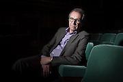 Gunther Broucke is directeur van het Vlaams Omroeporkest en Kamerkoor vzw