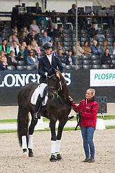 Van Lierop Robin, NED, Zum Gluck RS2 OLD<br /> WK Ermelo 2019<br /> © Hippo Foto - Sharon Vandeput<br /> 2/08/19