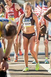 BAA 5K road race Emily Sisson New Balance
