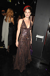 FRANCESCA VERSACE at Andy & Patti Wong's Chinese new Year party held at County Hall and Dali Universe, London on 26th January 2008.<br /><br />NON EXCLUSIVE - WORLD RIGHTS (EMBARGOED FOR PUBLICATION IN UK MAGAZINES UNTIL 1 MONTH AFTER CREATE DATE AND TIME) www.donfeatures.com  +44 (0) 7092 235465