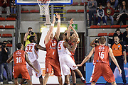 DESCRIZIONE : Roma Lega serie A 2013/14 Acea Virtus Roma Grissin Bon Reggio Emilia<br /> GIOCATORE : Brunner Greg<br /> CATEGORIA : difesa<br /> SQUADRA : Grissin Bon Reggio Emilia<br /> EVENTO : Campionato Lega Serie A 2013-2014<br /> GARA : Acea Virtus Roma Grissin Bon Reggio Emilia<br /> DATA : 22/12/2013<br /> SPORT : Pallacanestro<br /> AUTORE : Agenzia Ciamillo-Castoria/ManoloGreco<br /> Galleria : Lega Seria A 2013-2014<br /> Fotonotizia : Roma Lega serie A 2013/14 Acea Virtus Roma Grissin Bon Reggio Emilia<br /> Predefinita :