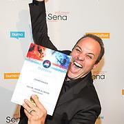 NLD/Utrecht/20171002 - Uitreiking Buma NL Awards 2017, Frans Bauer wint de award in de categorie Meest Succesvolle Album - Hollands
