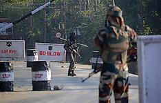 India: BSF Trooper Killed In Gun Battle, 3 October 2016