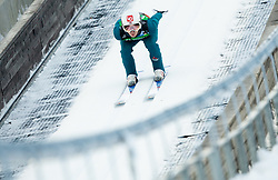 Sander Vossan Eriksen (NOR) during Day 2 of FIS Ski World Flying Championship Planica 2020, on December 11, 2020 in Planica, Kranjska Gora, Slovenia. Photo by Vid Ponikvar / Sportida