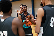 ST. LOUIS, MO June 8, 2018 - Nike Elite 100.   Symir Torrence 2020 #21 of City Rocks applauds. <br /> NOTE TO USER: Mandatory Copyright Notice: Photo by Jon Lopez / Nike