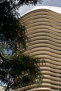 Belo Horizonte_MG, Brasil...Predio Niemeyer, projetado por Oscar Niemeyer na Praca da Liberdade em Belo Horizonte...The Niemeyer Building, projected by Oscar Niemeyer at Liberdade square in Belo Horizonte...Foto: LEO DRUMOND /  NITRO