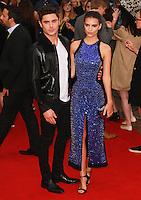 Zac Efron & Emily Ratajkowski, We Are Your Friends - European Premiere, Ritzy Picturehouse Brixton, London UK, 11 August 2014, Photo by Brett D. Cove
