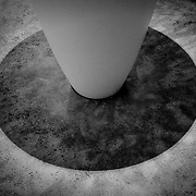 Water Space pedestal, Barcelona, Spain (December 2006)