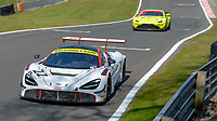 #22 Shaun Balfe / Rob Bell Balfe Motorsport McLaren 720S GT3 Pro/Am GT3  during British GT Championship as part of the British F3 / GT Championship at Oulton Park, Little Budworth, Cheshire, United Kingdom. April 19 2019. World Copyright Peter Taylor/PSP. Copy of publication required for printed pictures.