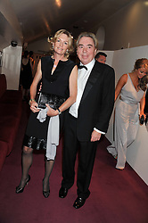 LORD & LADY LLOYD WEBBER at the GQ Men of The Year Awards 2012 held at The Royal Opera House, London on 4th September 2012.