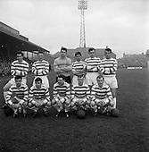 1964 - F.A.I. Cup Final: Shamrock Rovers v Cork Celtic at Dalymount Park