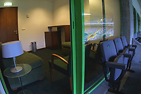 LISBOA-20 OUTUBRO:CORPERATE BOX do Est‡dio Alvalade XXI¼ casa da equipa da super liga do Sporting C.P. e que vai albergar o EURO 2004, 20-10-03 19:45 no est‡dio Alvalade XXI.<br />(PHOTO BY: AFCD/NUNO ALEGRIA)