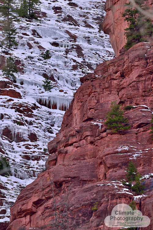 Rock and Ice, Redstone, CO.