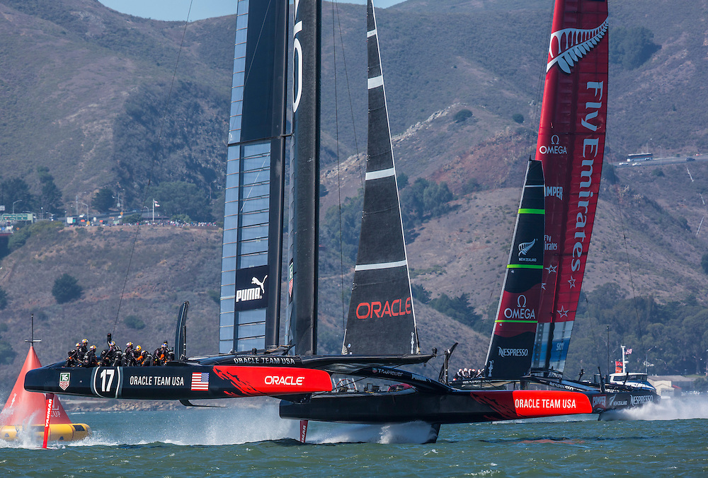 Race 17<br /> <br /> 2013 America's Cup