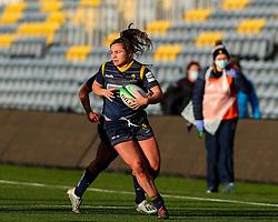 Hannah Bluck of Worcester Warriors Women  - Mandatory by-line: Nick Browning/JMP - 20/12/2020 - RUGBY - Sixways Stadium - Worcester, England - Worcester Warriors Women v Harlequins Women - Allianz Premier 15s