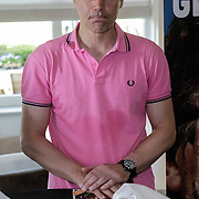 NLD/Halfweg/20120523 - Boekpresentatie Willem van Hanegem, Marco van Basten