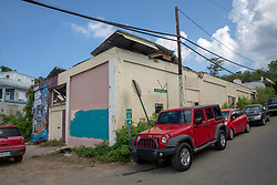 Home Destroyed By Hurricane