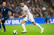 Callum Wilson (England) during the international Friendly match between England and USA at Wembley Stadium, London, England on 15 November 2018.
