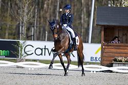 Borrey de Coninck Eline, BEL, Haressel<br /> CDI 3* Opglabeek© Hippo Foto - Dirk Caremans<br /> 24/04/2021