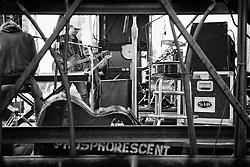 Phosphorescent perform at the Treasure Island Music Festival 10/16/10