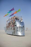 Pariah Express Mutant Vehicle