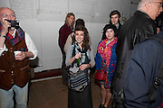ELEANOR HARPER, Opening of Statues Die Too.- Group exhibtion of Gabriele Beveridge, Niamh Riordan, Lise Hoveson, Rose O'Gallivan, Poppy Jones. The Garage. North Terrace, South Kensington. London. 16 November 2009.